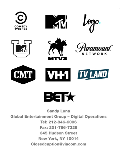 Viacom Music and Entertainment